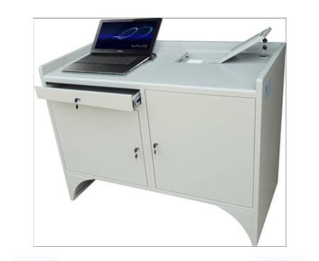 不锈钢电教桌