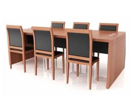 实木阅览桌